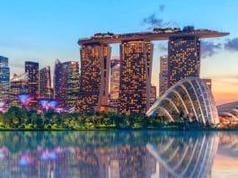 Decomisan 1500 recargas de vaporizadores en Singapour