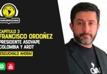Podcast: Entrevista a Francisco Ordoñez