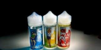 LAF: La nueva linea de e-liquids de Vapor8