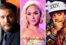 Algunas celebridades que han sido vistas vapeando