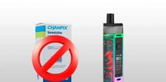 El Vapeo es más efectivo que Champix y otras alternativas para dejar de fumar