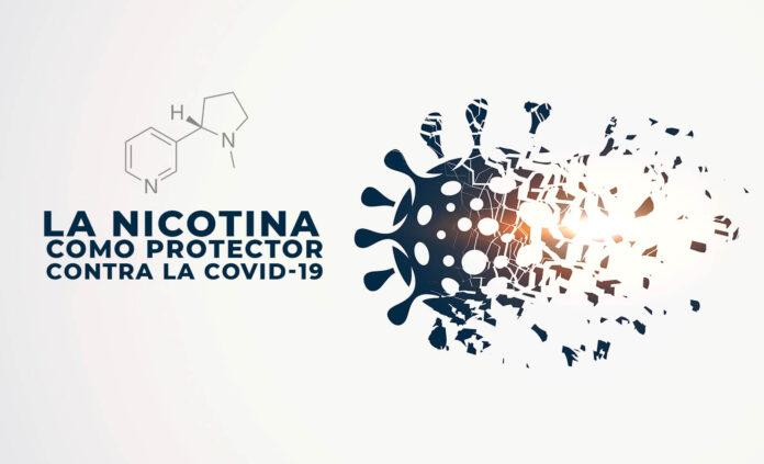 La nicotina como protector contra la COVID-19
