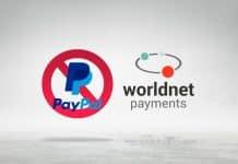 Adiós Paypal, bienvenido Worldnet para pagos en tiendas de vapeo en Reino Unido